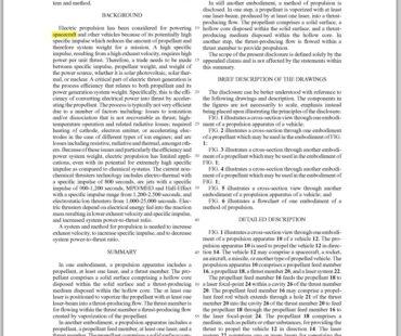 Boeing社がレーザー核融合エンジンの特許!