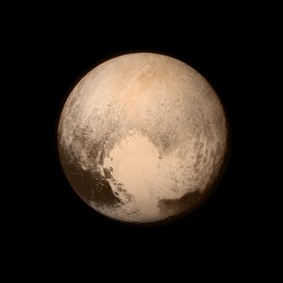 ニューホライズンズ、冥王星に最接近成功