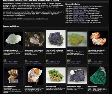 鉱物標本コレクションの楽しみ方(1)