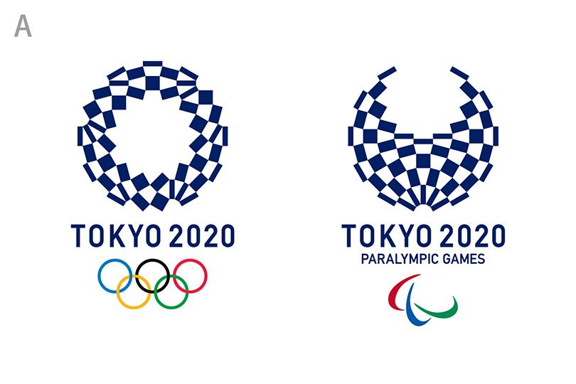 東京2020大会エンブレム最終候補(A)