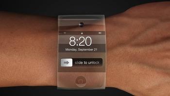 iWatchもしくは腕時計型デバイス