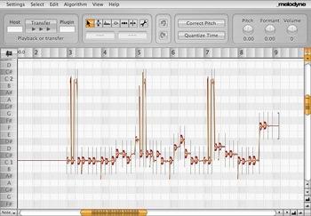 Logic Studioで楽曲作り【15】ピッチコントロールのプラグイン(おすすめプラグイン~その3)
