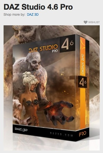 DAZ Studio 4をいろいろと使ってみる(49)