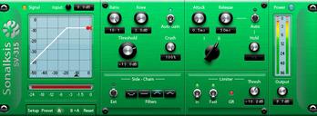 Logic Studioで楽曲作り【13】音圧がカギ(おすすめプラグイン~その1)