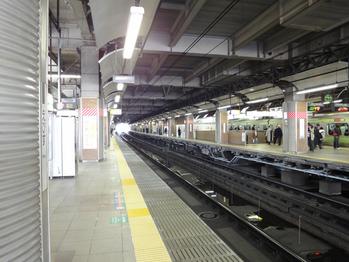 山手線の転落防止ドアは恵比寿駅から(1)
