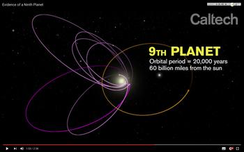 「第9惑星」の場所を特定か?