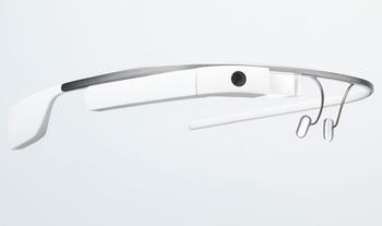 Google Glassとマスク