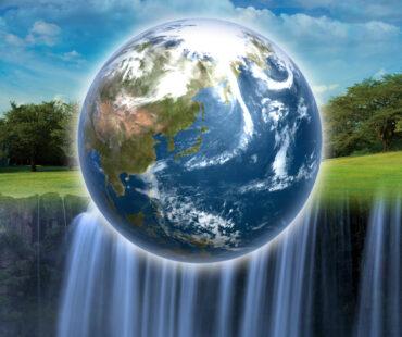 地球磁場弱まると寒冷化する説