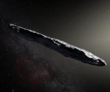 恒星間天体「1I/2017 U1」こと、「オウムアムア」