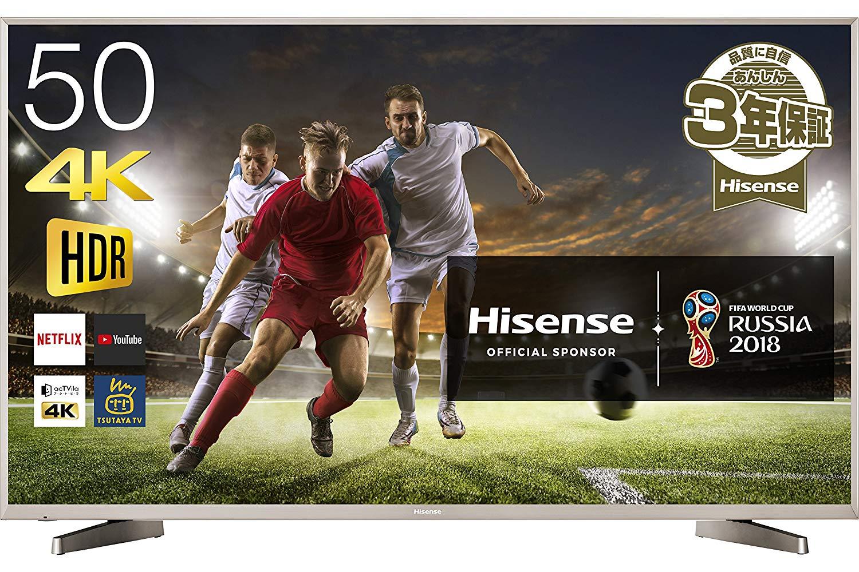 4Kテレビを買った