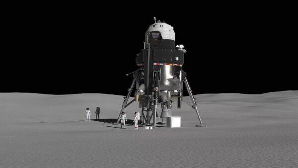 ロッキード・マーチンの月着陸船