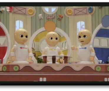 お笑いロボットはあり?