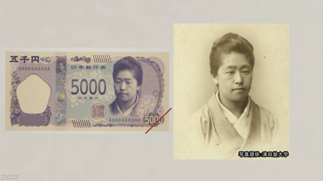 「新五千円札」肖像画、左右反転の本当の問題点
