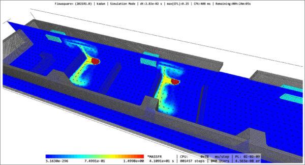 熱流体シミュレーション